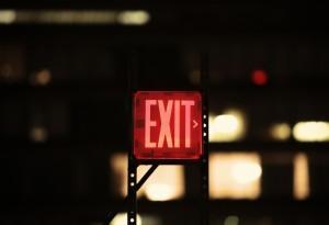 exitAuswege